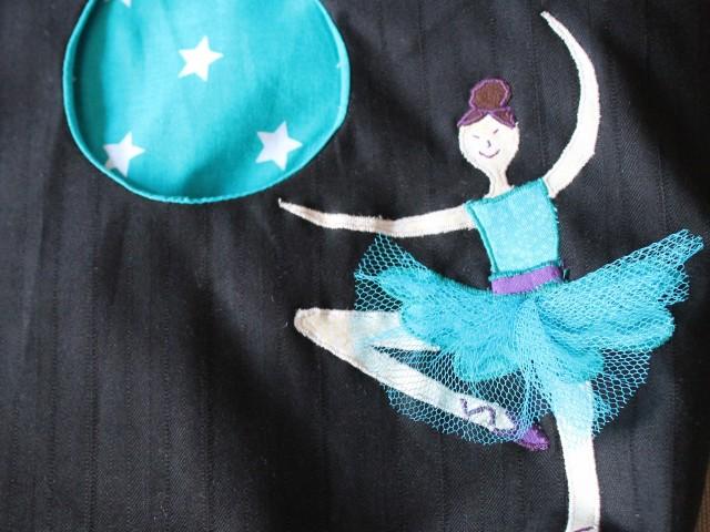 Un joli sac pour une petite danseuse…