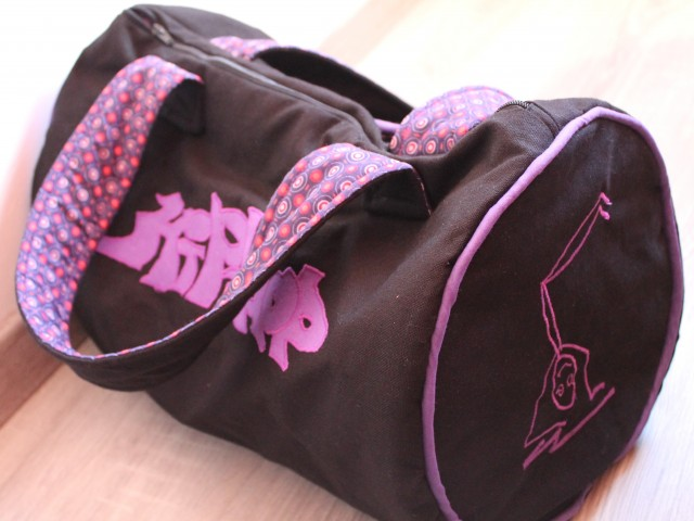 Un sac Hip Hop pour Lou