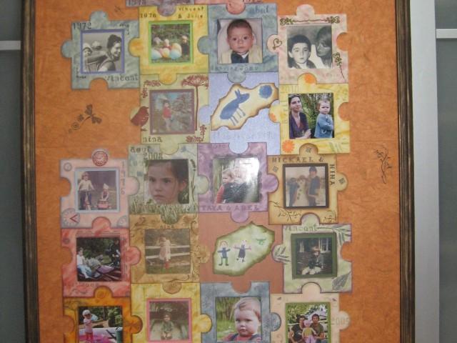 «Tableau de famille» pour Vincent et Cie
